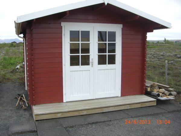 Hús á Þingvöllum – 9 fm