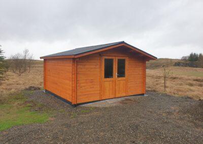 Naust - Garðhús - 2019